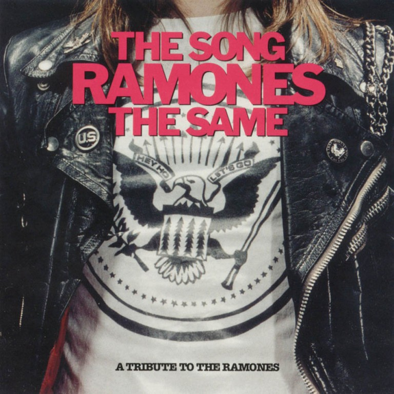the_Song_Ramones_The_Same