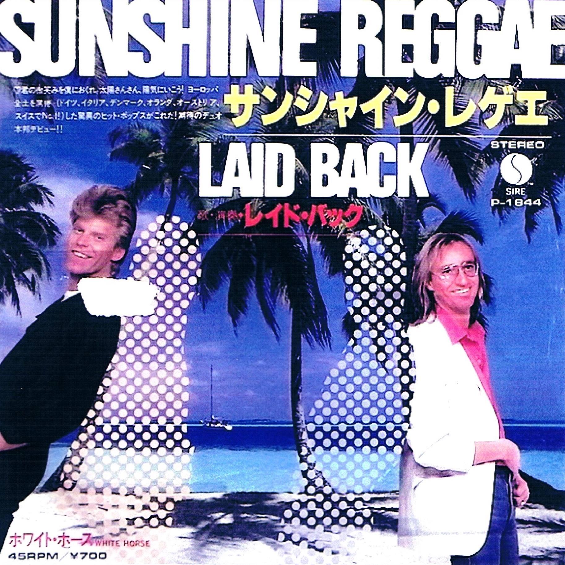 sunshine reggae Sunshine reggae tab (version 1) by laid back at guitaretabcom.