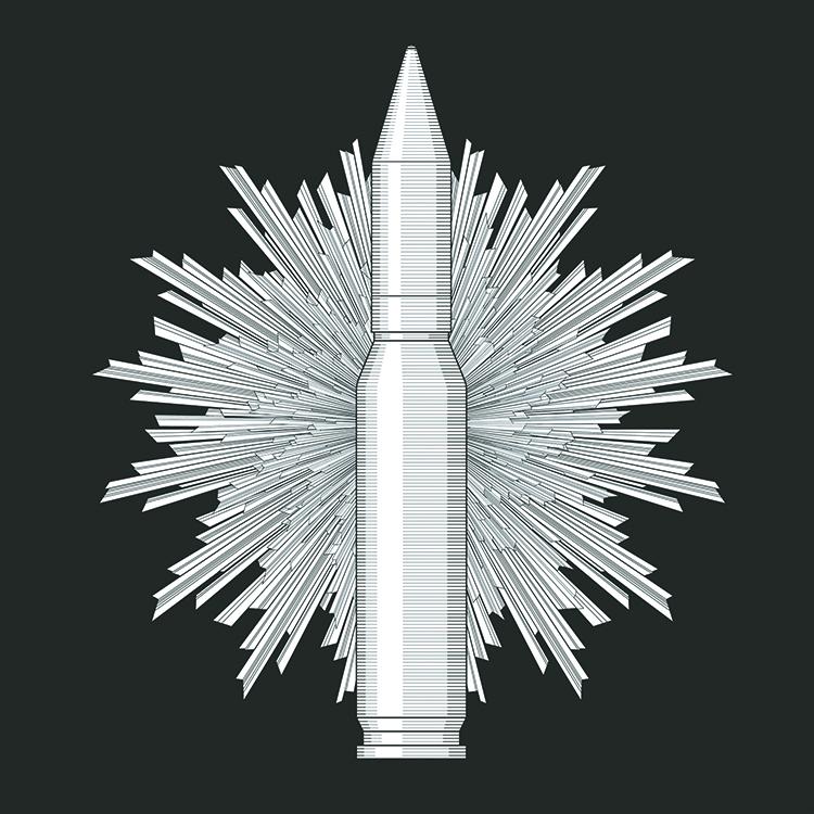 Bullet cover + Kill J logo 06