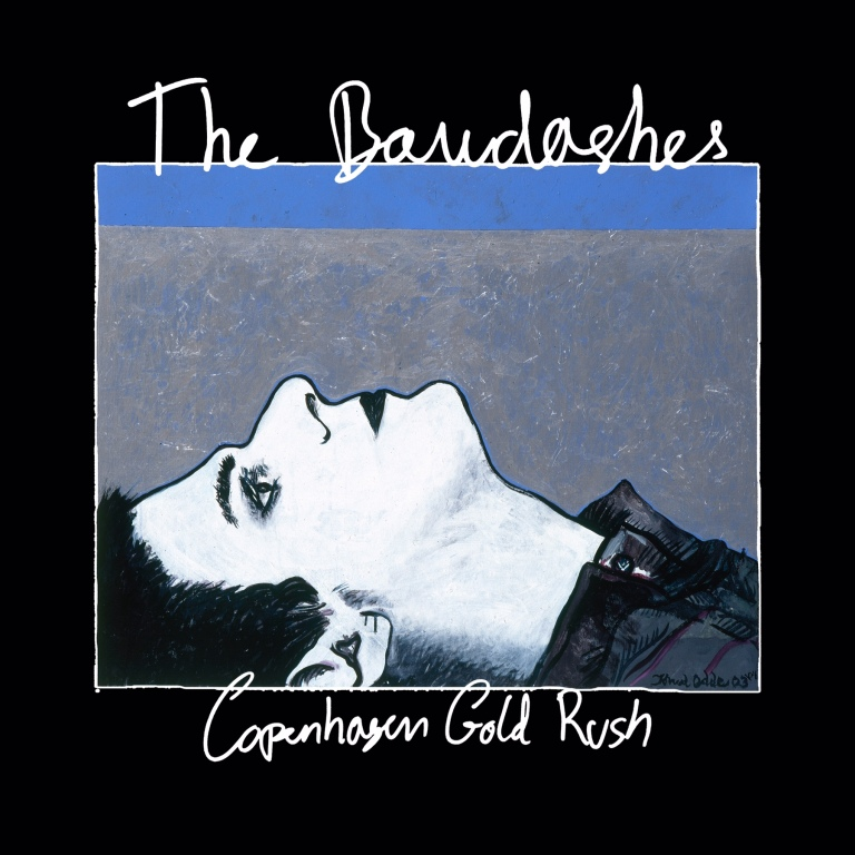 The Bowdashes - Copenhagen Gold Rush - Artwork