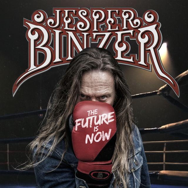 Jesper Binzer – The Future Is Now (2017)