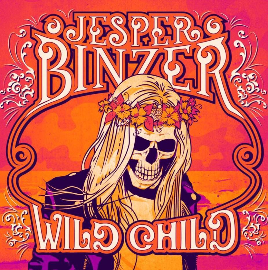 Jesper Binzer – Wild Child(2017)