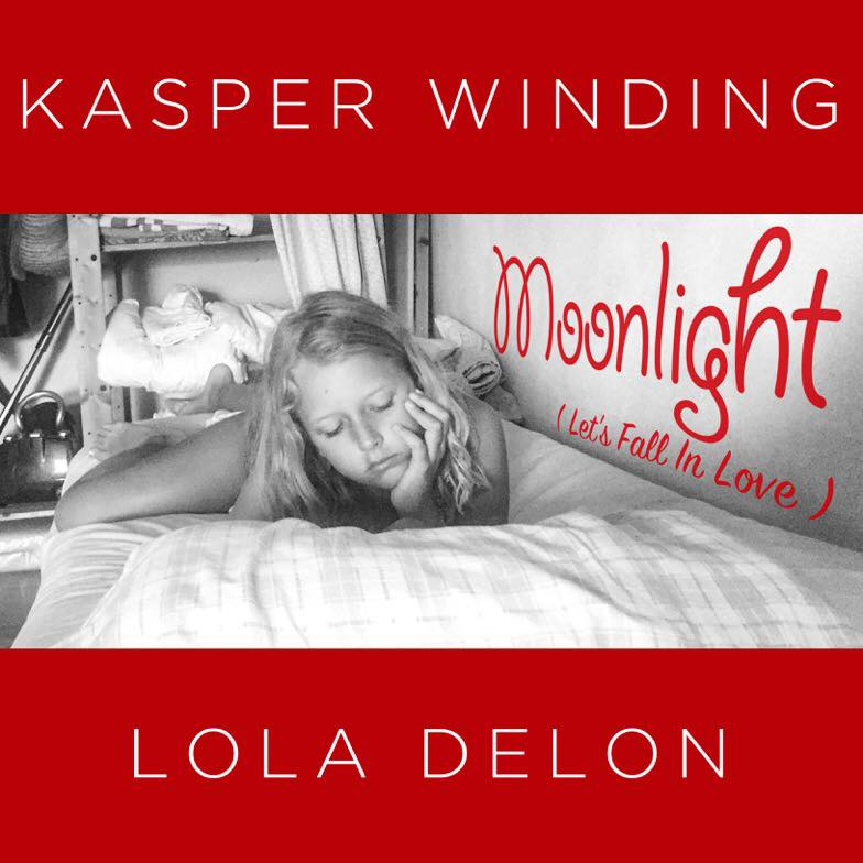 Kasper Winding – Moonlight (Let's Fall In Love) (2017)