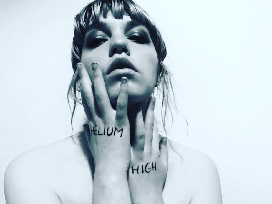 Lydmor – Helium High(2017)