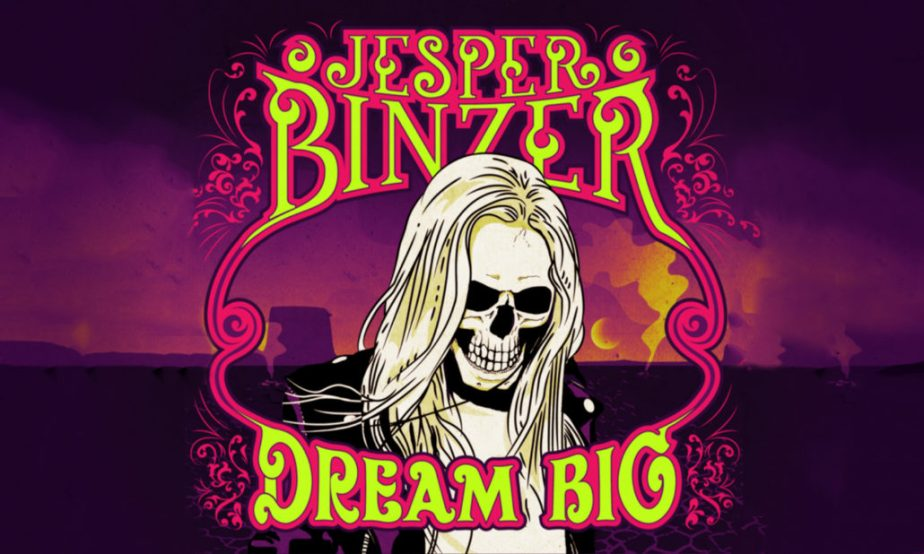Jesper Binzer – Dream Big(2018)